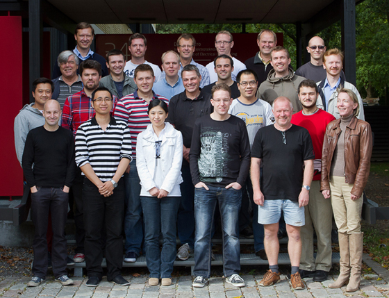 Electromagnetic Group September 2011